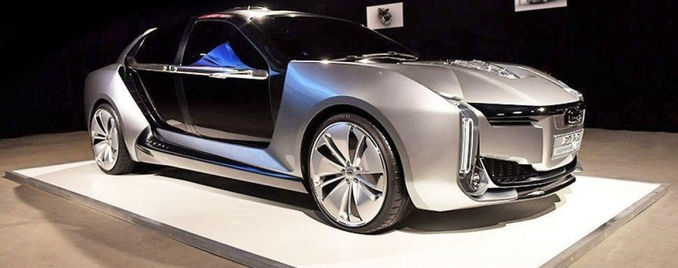 Qoros и Koenigsegg построили электрический суперкар