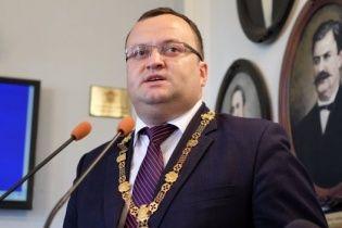 Усунутий з посади мер Чернівців оскаржить своє звільнення в суді