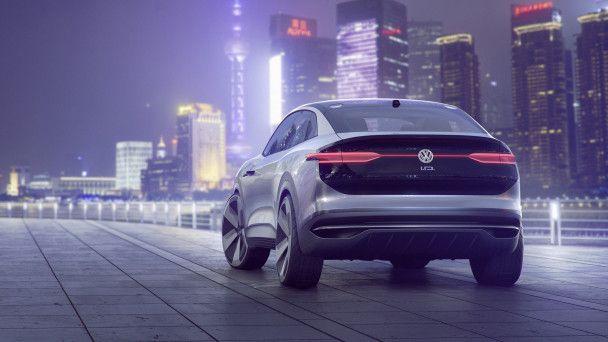 Volkswagen рассекретил электрический кроссовер I.D. Crozz
