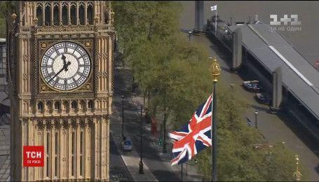 Премьер-министр Великобритании планирует распустить Палату общин