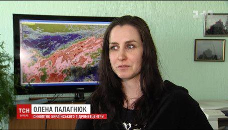 Синоптики прогнозируют в Украине резкое похолодание, дождь и мокрый снег
