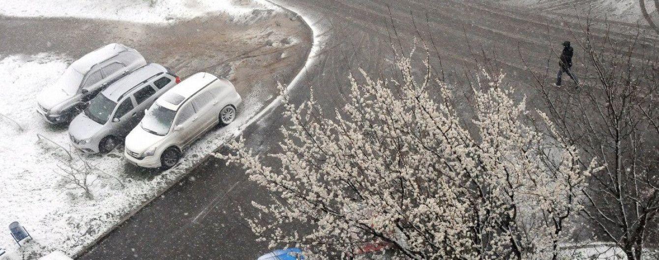 Аномальне похолодання та додаткові канікули. Як Україна переживає раптову снігову негоду