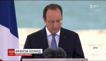 """Ночной разговор """"нормандской четверки"""" может быть последним с участием Франсуа Олланда"""