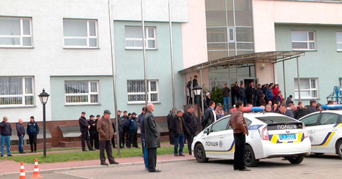 @ ГУ Національної поліції в Черкаській області