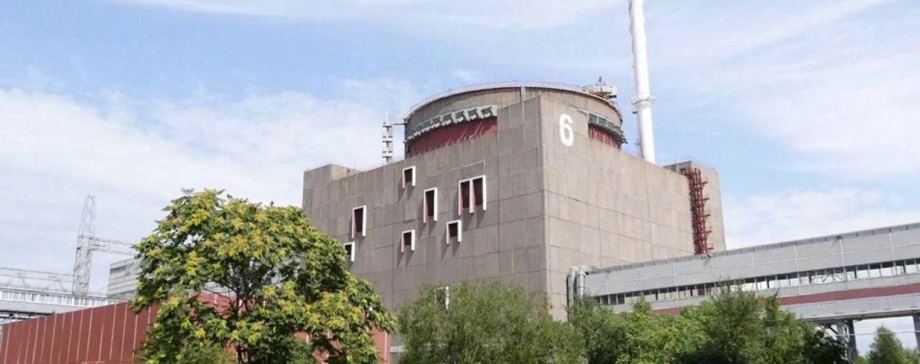На Запорожской АЭС стартовали антитеррористические учения