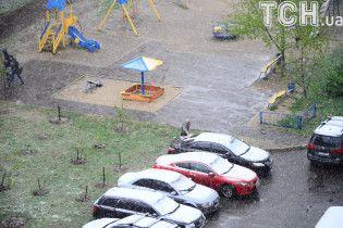 У другий день літа в Москві випав сніг