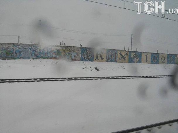 Квітень засипає Україну снігом: валить дерева та рве дроти