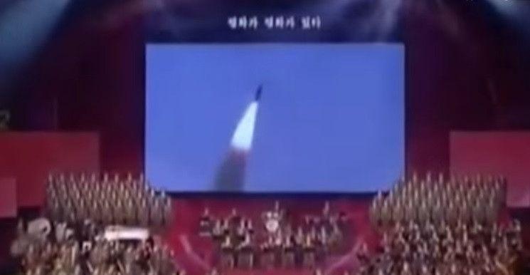 КНДР показала симуляцію удару по США