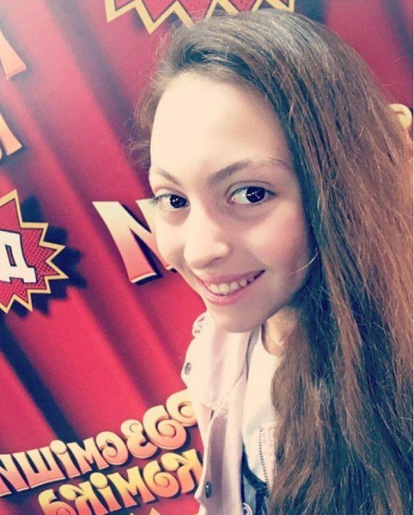 Донька ОлыіПолякової