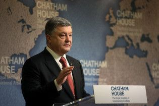Украина окончательно оформила развод с Российской империей – Порошенко