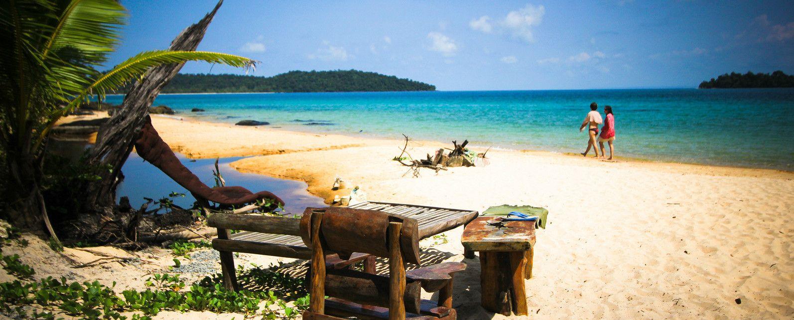 01. Острів Кох Ронг, Камбоджа
