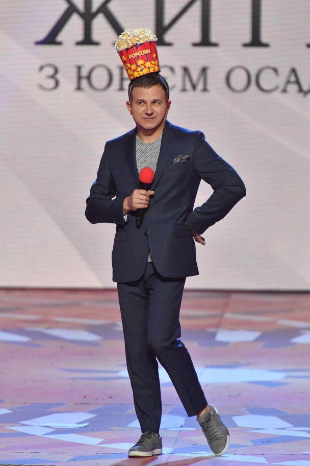 """Горбунов став Осадчим і зробив пародію на дружину, а Кравець """"розрізали"""" навпіл на """"Лізі сміху"""""""