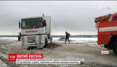 Квітнева негода в Україні забрала п'ять життів