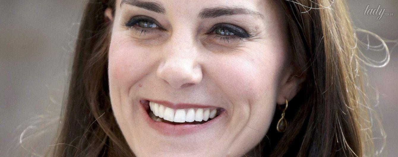 Выглядит отлично: герцогиня Кембриджская удивила простым и лаконичным образом