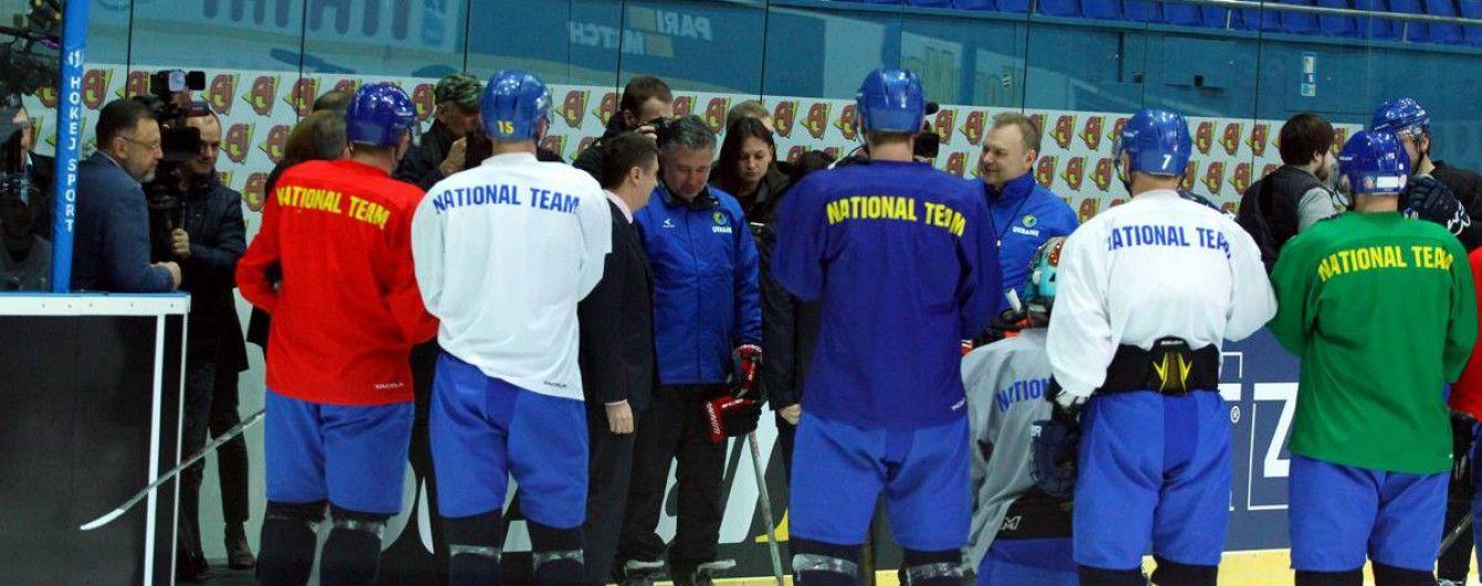 Сборная Украины потеряла еще двух игроков перед чемпионатом мира по хоккею