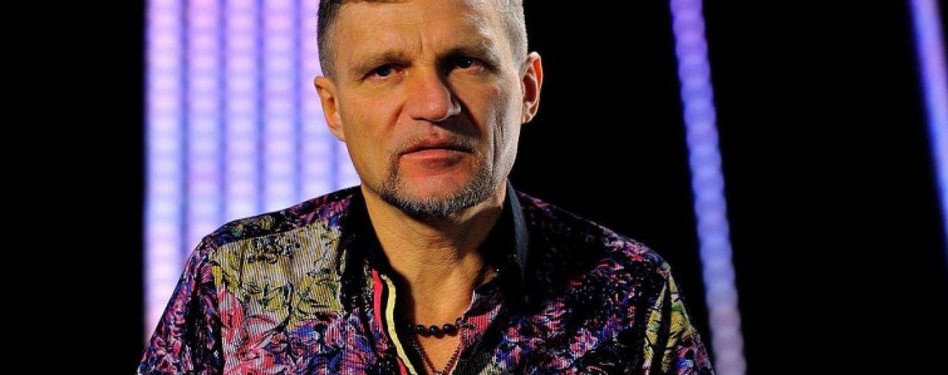 Юзерів обурило висловлювання Скрипки про гетто для тих, хто не вивчив українську мову