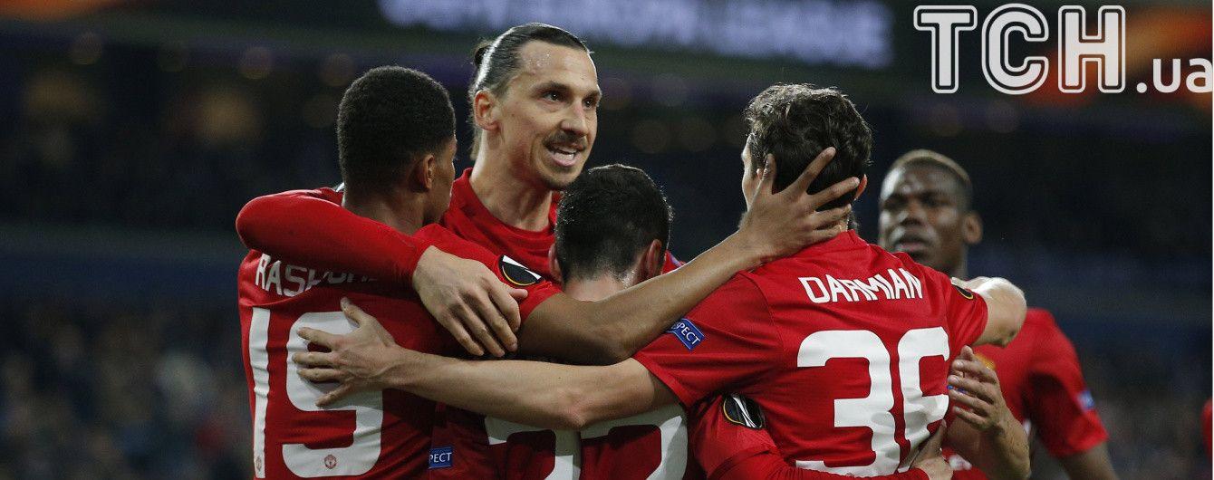 """""""Манчестер Юнайтед"""" розгромить """"Андерлехт"""", а """"Шальке"""" обіграє """"Аякс"""" - прогнози букмекерів"""