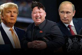 Путин и двое Трампов: Time опубликовал Топ-100 влиятельных людей мира