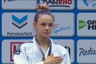 """Україна виграла два """"золота"""" в перший день чемпіонату Європи з дзюдо"""