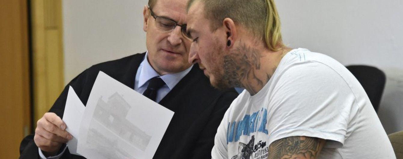 У Німеччині політика ув'язнили за нацистське татуювання