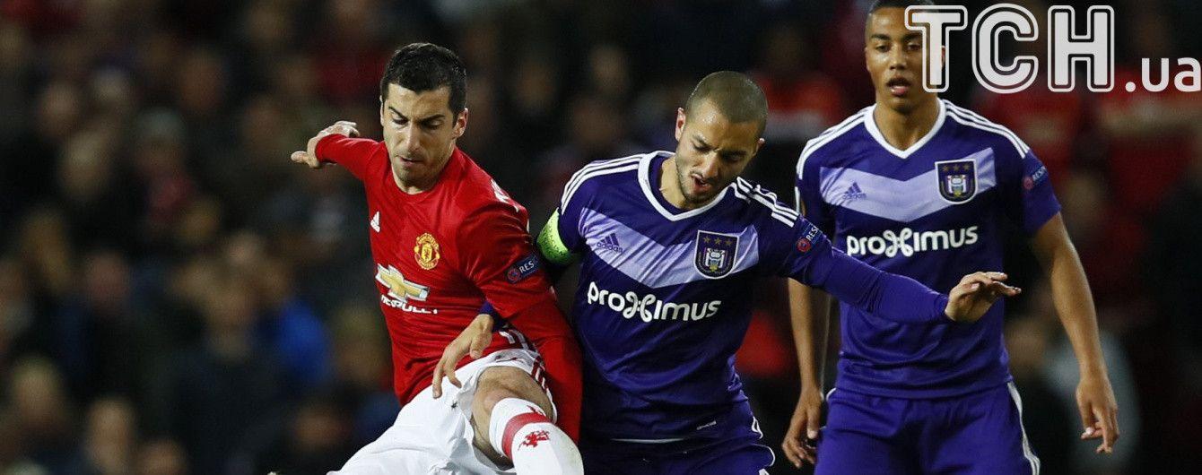 """""""Манчестер Юнайтед"""" в овертайме вырвал путевку в полуфинал Лиги Европы"""