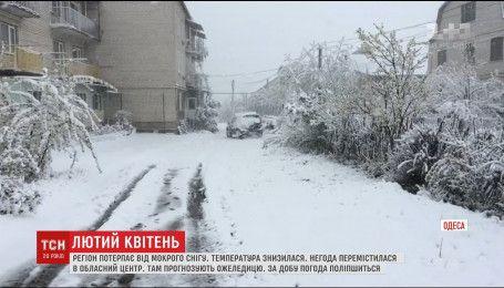 """Балканский циклон """"Петер"""" несет зимнюю непогоду в Украину"""