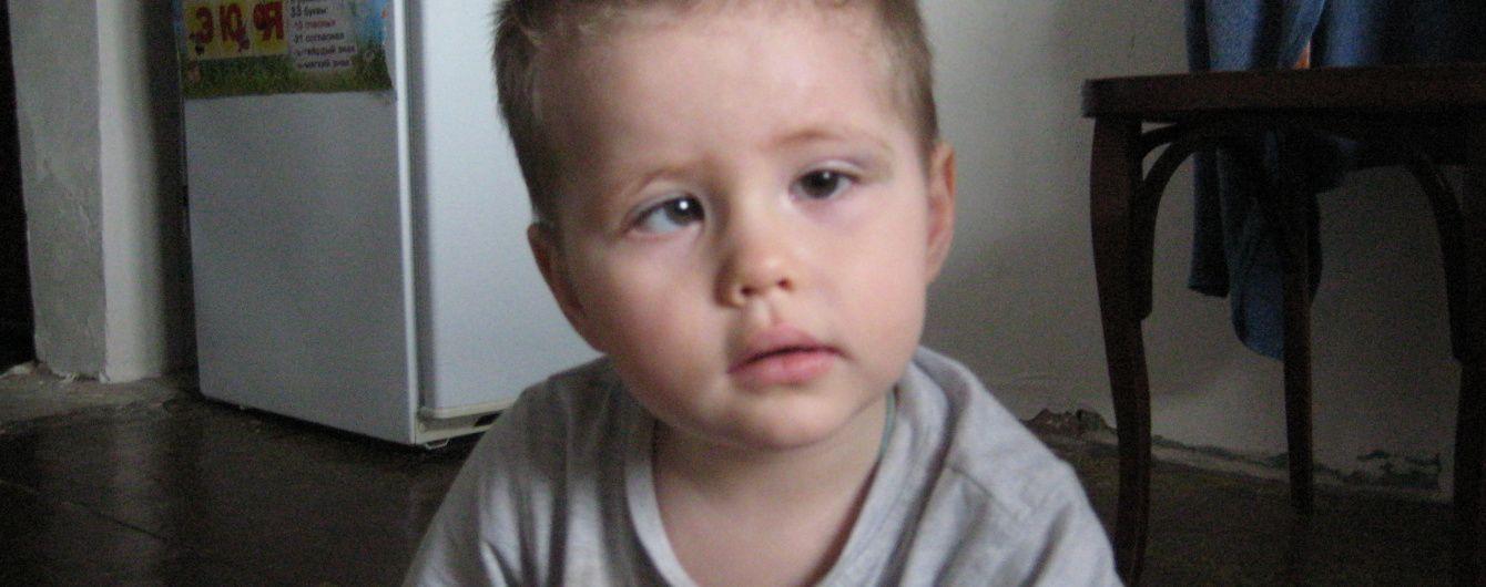 Андрійко бореться з дифузною гліомою стовбура головного мозку