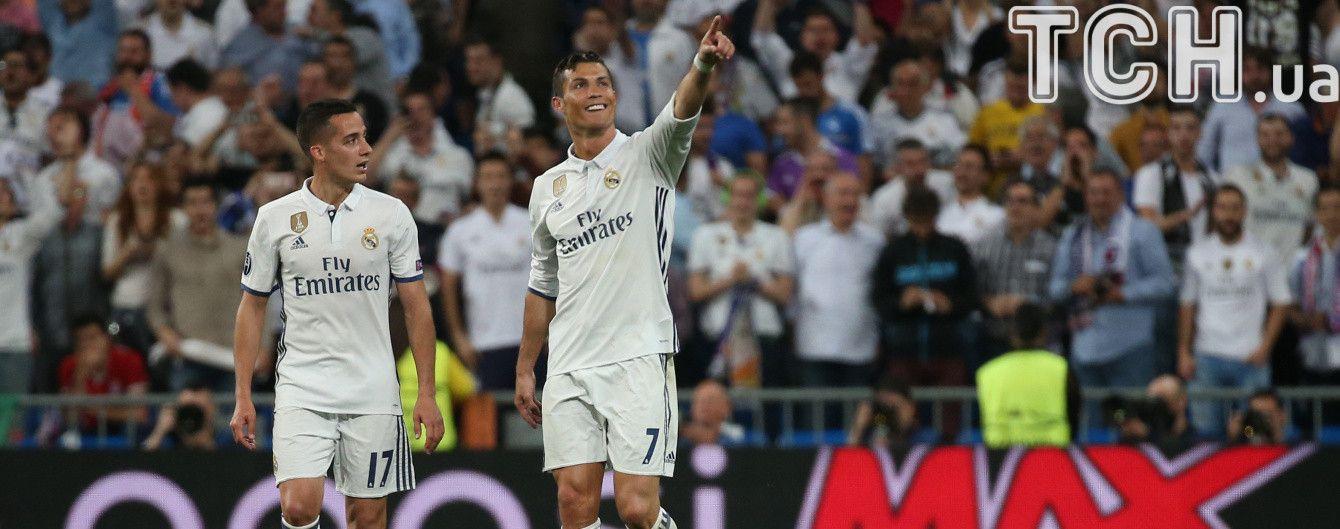 """""""Реал"""" останется в Мадриде. Результаты жеребьевки 1/2 финала Лиги чемпионов"""