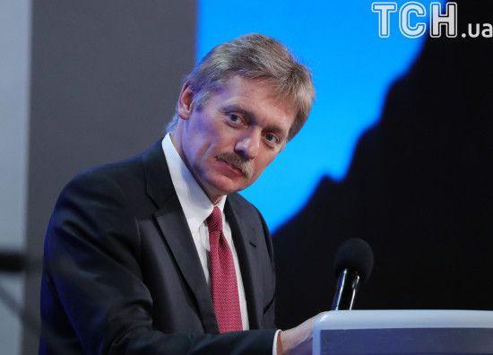 Пєсков пояснив, чому РФ запровадила санкції проти США до їх затвердження Трамом
