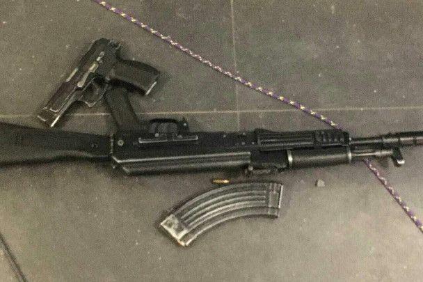 У Хабаровську під час нападу на приймальню ФСБ використали крадену зброю
