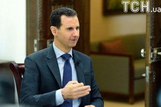Асад отказался от французского ордена Почетного легиона