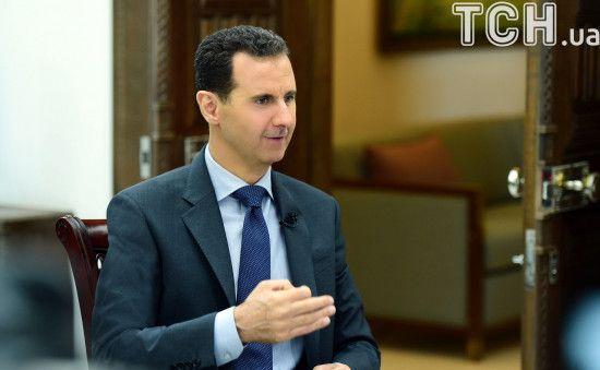 Асад уперше відвідав авіабазу РФ у Сирії