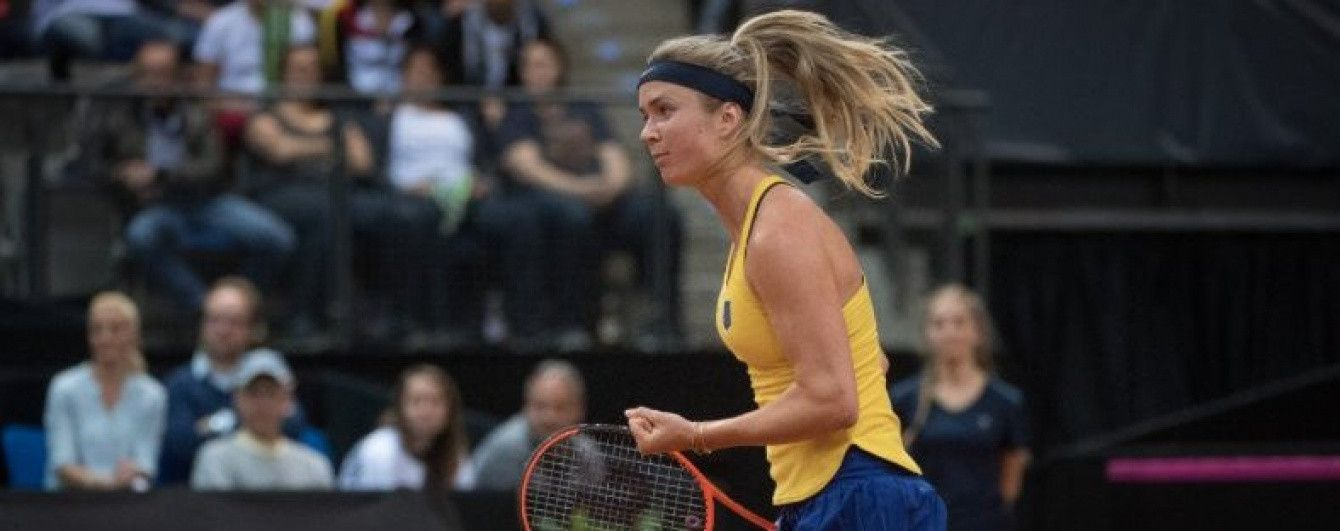 Українка Світоліна вийшла в півфінал престижного турніру в Римі