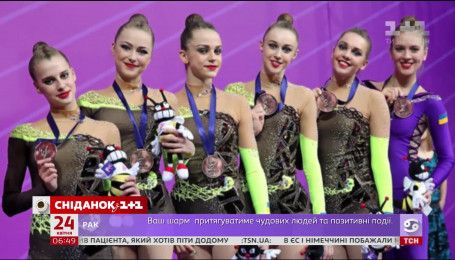 Тенісистка Еліна Світоліна та гімнасти повернулись із перемогами
