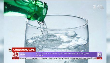 Газована вода: як виникла і чи варто вживати