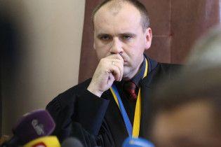 Умер скандальный судья Бобровник, который рассматривал дело Насирова - СМИ