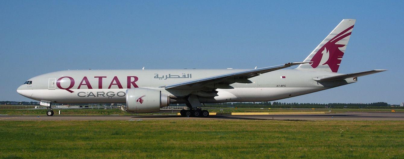 """Qatar Airways відкриває рейс з Дохи до """"Борисполя"""""""