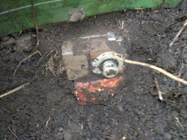 """На Донбассе в """"серой зоне"""" нашли российские мины, которые есть только на вооружении военных РФ"""