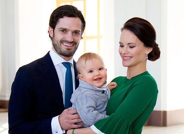 Принц Карл Филипп и принцесса София _3