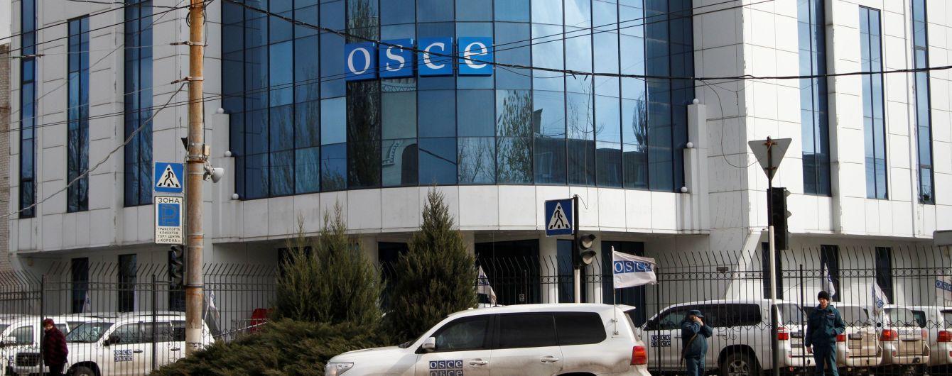 На Донбассе в Пикузах обстреляли беспилотник ОБСЕ