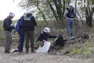 """На Донбасі побільшало випадків порушення режиму """"тиші"""" і зменшилась кількість вибухів - ОБСЄ"""
