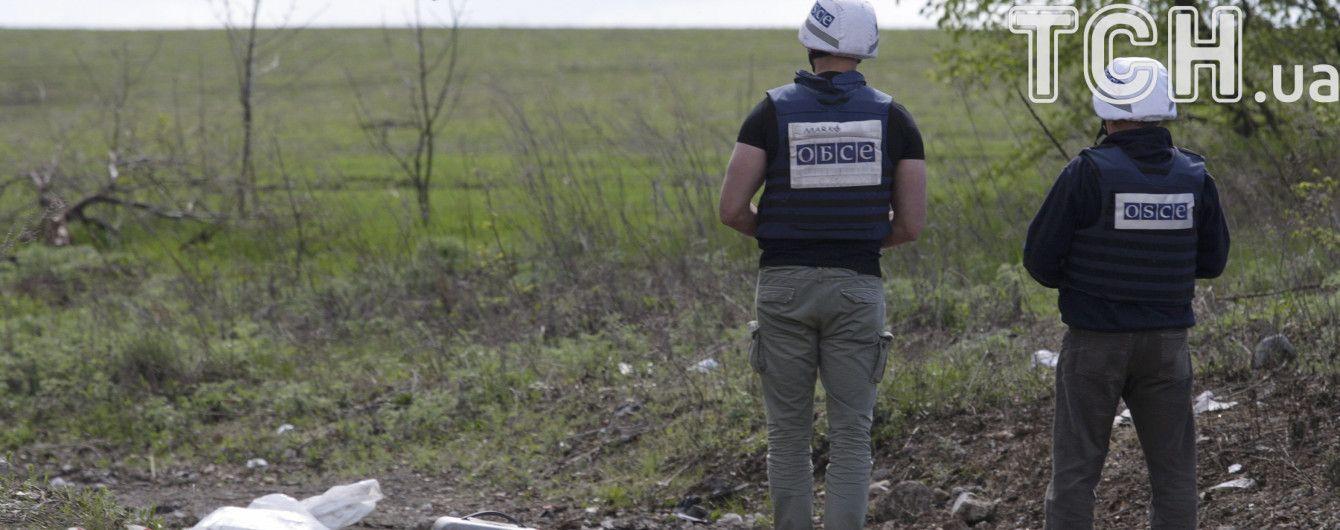 Наблюдатели ОБСЕ изменили правила патрулирование на Донбассе