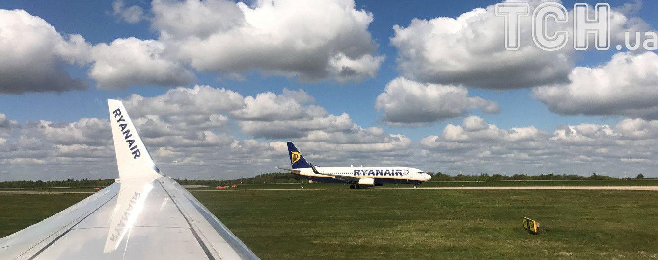 У Львові підрахували збитки від виходу Ryanair