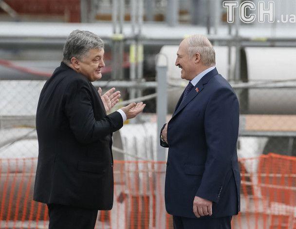 Порошенко і Лукашенко 21 липня проведуть зустріч уКиєві