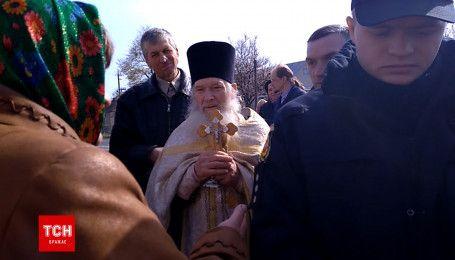 На Рівненщині спалахнув церковний скандал