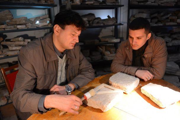 """""""1+1"""" розпочав зйомки продовження документального фільму """"Україна. Повернення своєї історії"""""""