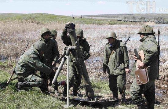 """Напруженість біля """"Бахмутської траси"""": бойовики намагаються відтіснити українських військових"""