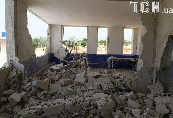 В Сирии две больницы попали под сокрушительные авиаудары, есть погибшие