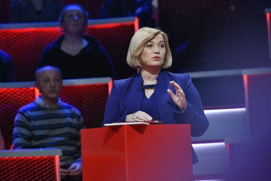 Геращенко анонсувала засідання РНБО щодо деокупації Донбасу