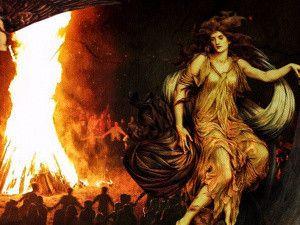 Секс и огонь: как отпраздновать Вальпургиеву ночь